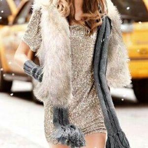 Victoria's Secret Supermodel Essentials Sequin Top